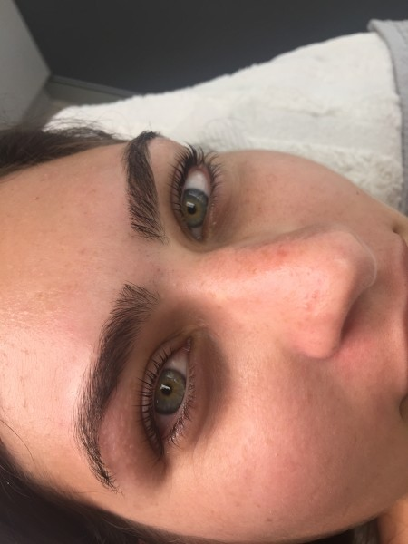 Eye Lash Perm