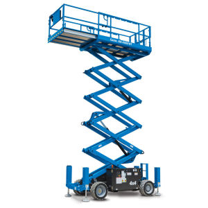 15ft Scissor Lift