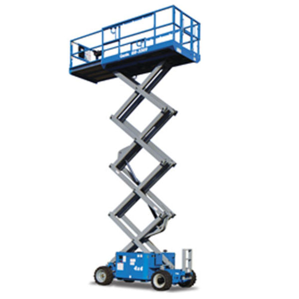 26ft Scissor Lift - Diesel