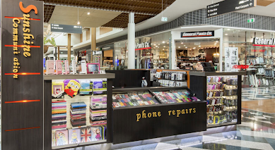 Sunshine Communications mobile phone repair shop in Wetherill Park