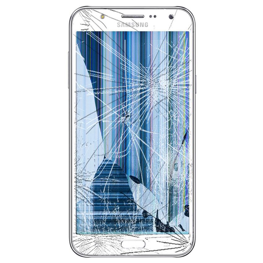 Broken Samsung screen