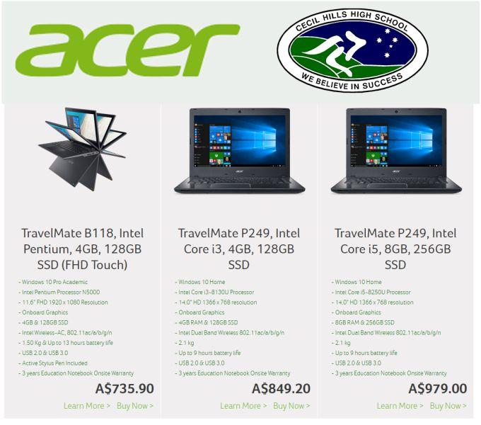 Acer BYOD Portal