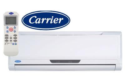 Carrier Split System Air Conditioner Range