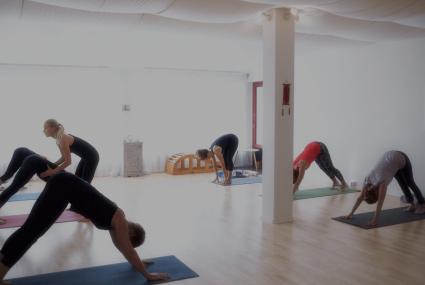 Yoga och inre balans