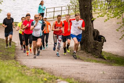 Club Running Sweden (CRS)