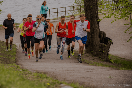 Club Running Sweden (CRS)