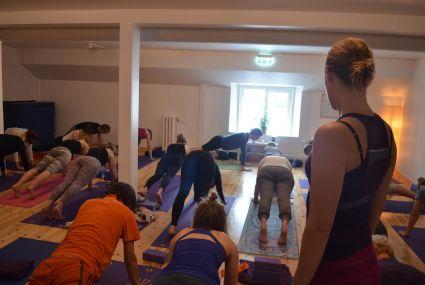 Raja Yoga Lund