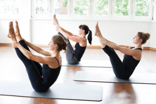 Studio Pilates Helsingborg - Swiftr partner