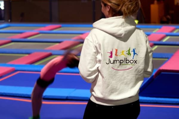 Jumpbox in Sandweiller - Swiftr partner