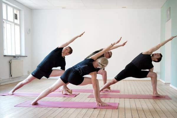 Göteborgs Yogacentrum - Swiftr partner