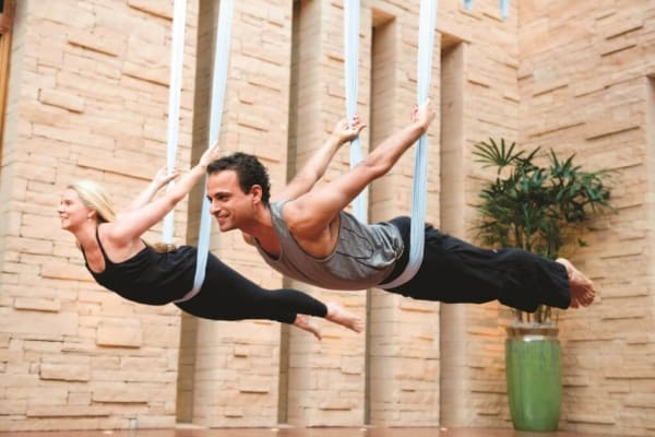 Aéro Yoga Luxembourg City in Luxembourg City - Swiftr partner