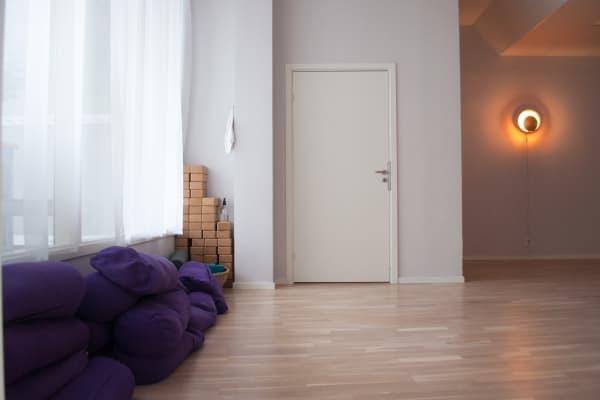 Yogahuset Uppsala - Swiftr partner