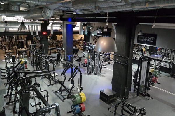 Gymmet - Stockholm - Swiftr partner