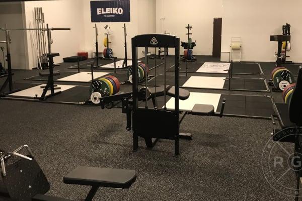 Raw Gym Athletics  - Swiftr partner