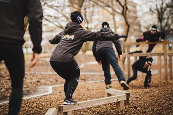 True Workout - Hammarby Sjöstad - Swiftr partner
