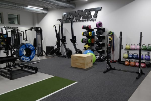 Gymmet - Västerås - Swiftr partner