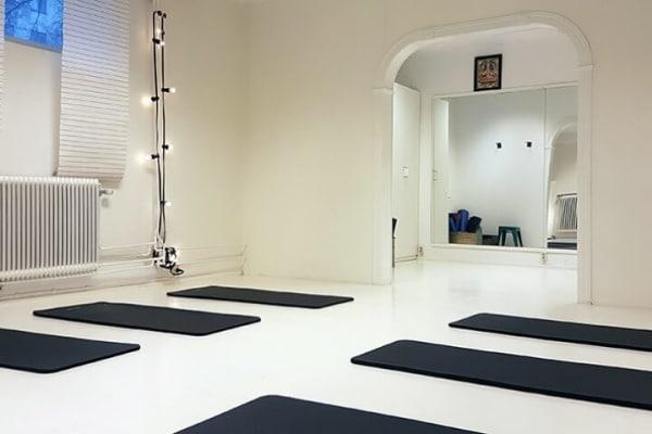 Urban Pilates Stockholm - Swiftr partner
