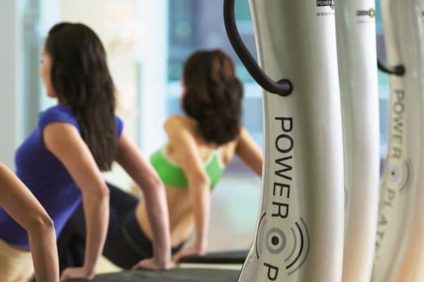 Hälsopartners Power Plate - Swiftr partner