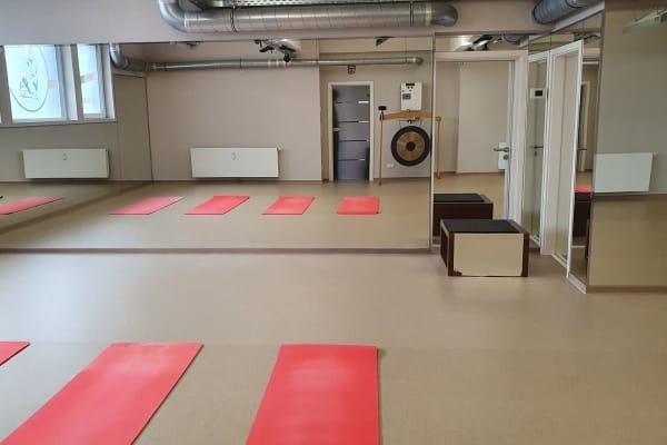 BYHB Hotbox Yoga in Strassen - Swiftr partner