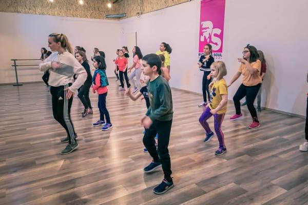 Rythme and Soul Dance School in Beggen - Swiftr partner