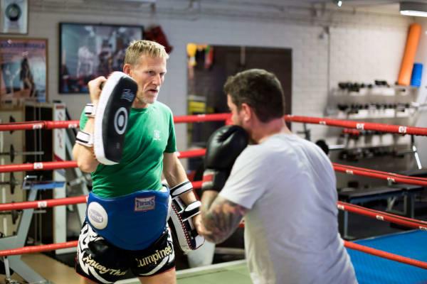 Malmö Muay Thai - Swiftr partner