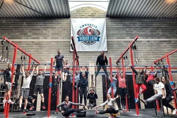 CrossFit Roude Léiw in Dudelange - Swiftr partner