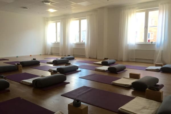 Yogarummet Bagarmossen - Swiftr partner