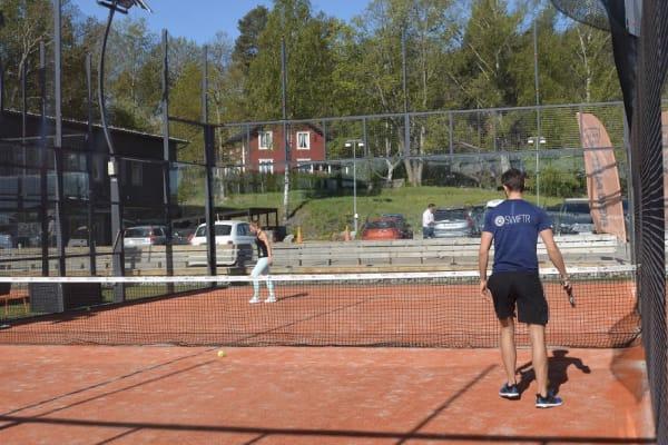 Tennis Club Schloss Berg Nennig  in Remich - Swiftr partner