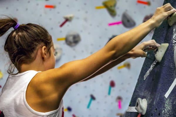 Bouldering Stockholm - Swiftr partner