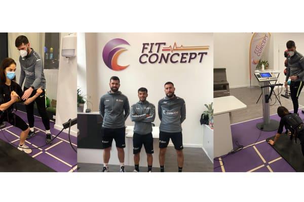 FitConcept  in Esch-sur-Alzette - Swiftr partner