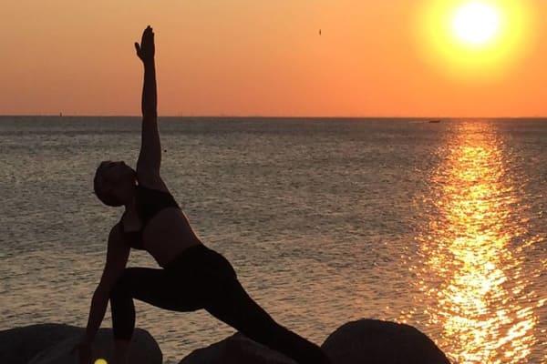 Carolin Yoga - Swiftr partner
