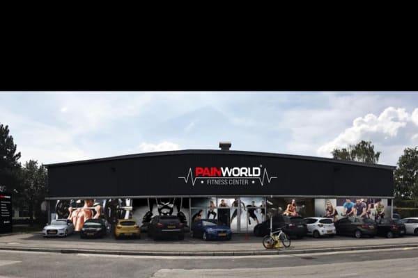 Painworld in Gasperich - Swiftr partner