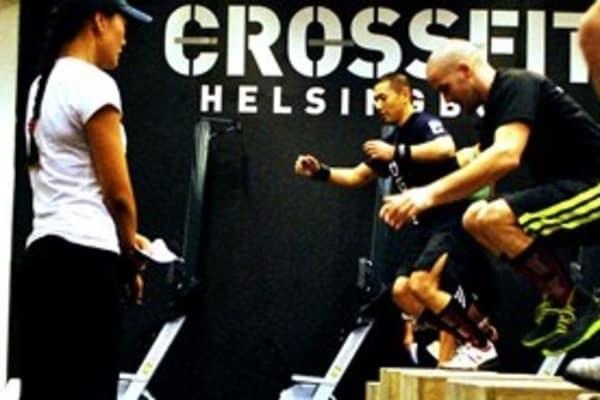 CrossFit Helsingborg  - Swiftr partner