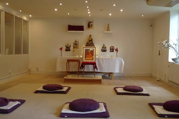 Kadampa Meditationscenter (Uppsala) - Swiftr partner