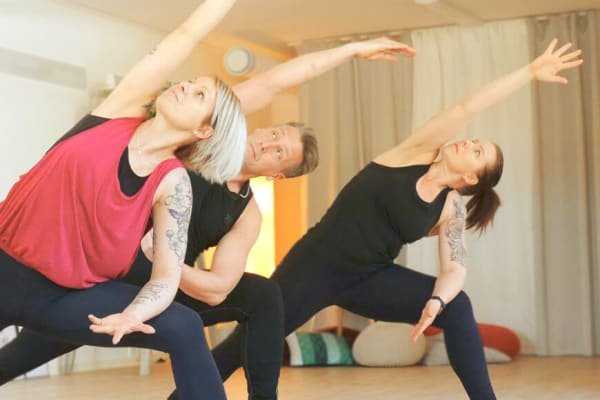 Tinas YogaFörAlla - Swiftr partner