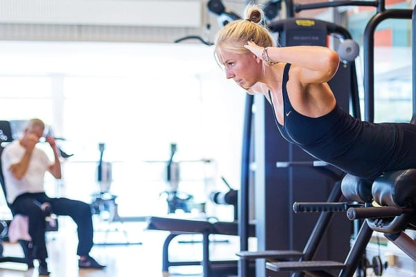 Kockum Fritid Gym - Swiftr partner