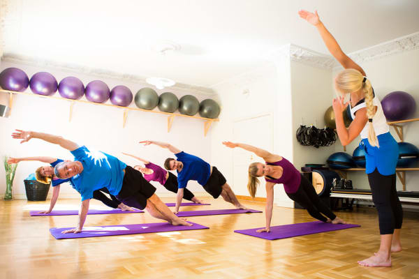 Studio PILATES Göteborg - Swiftr partner
