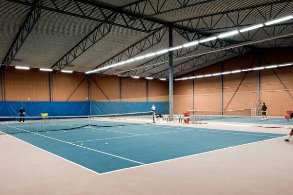 Sundbybergs rackethall - Swiftr partner