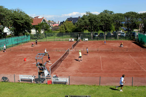 Gullmarens Centre Court  - Swiftr partner