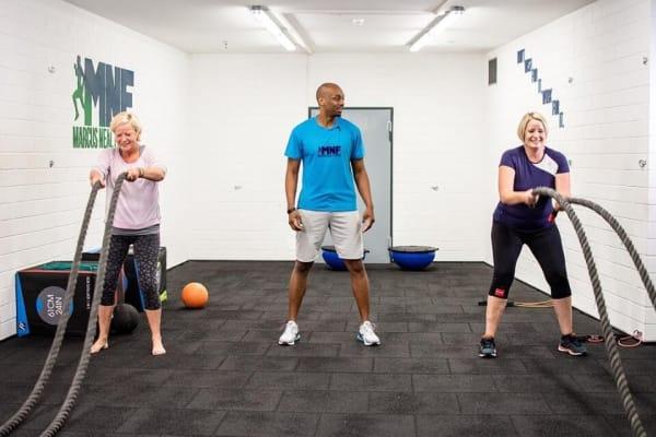 Marcus Neal Fitness in Helmsange - Swiftr partner