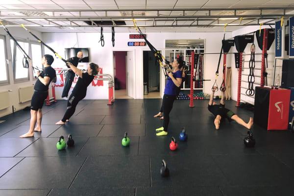 Fitness Coaching in Beggen - Swiftr partner