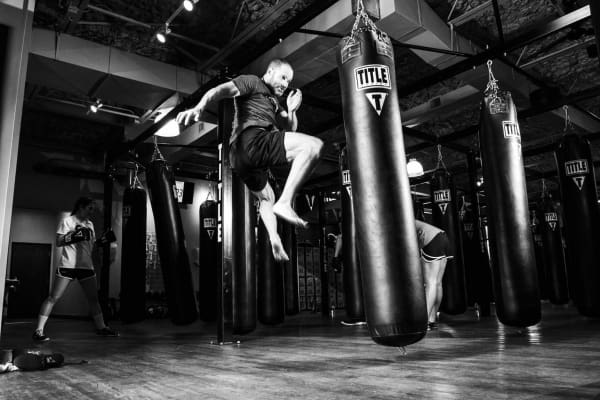 Ultimate Gym & Fight Sports Göteborg - Swiftr partner
