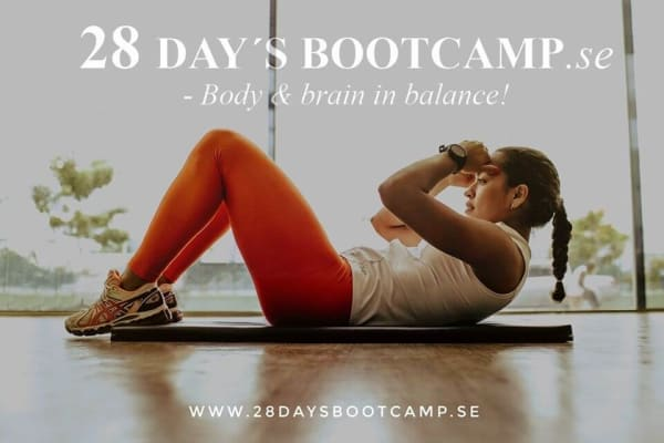 Online 28 Days Bootcamp  - Swiftr partner