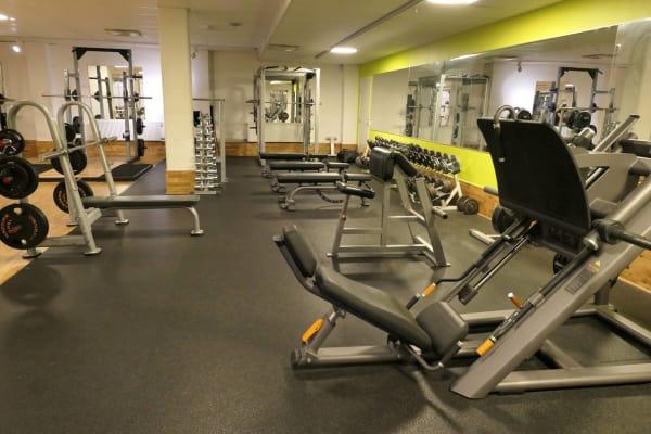 Gym 365 - Swiftr partner