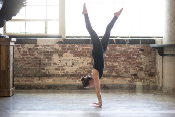 Lina Lindahl Yoga - Swiftr partner
