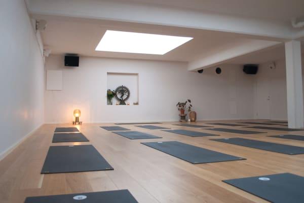 Yogashakti Slussen - Swiftr partner