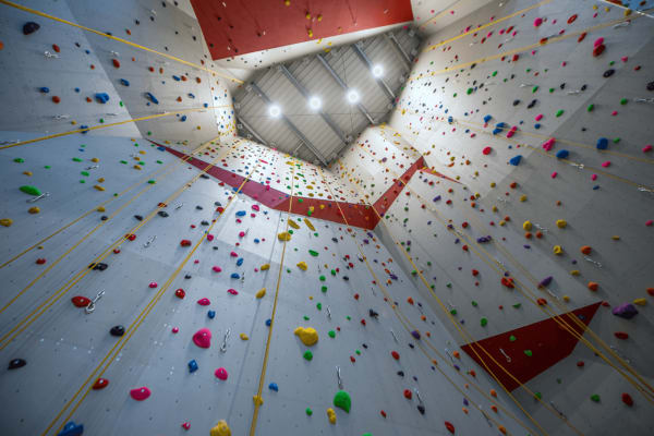 Red Rock Climbing Center in Luxembourg - Swiftr partner