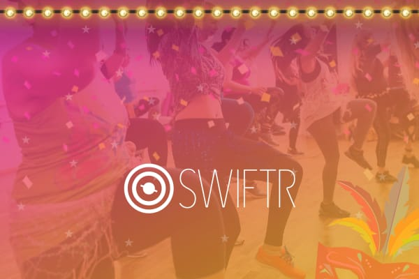 Swiftr goes Cava Carnival n' Jallabina - Swiftr partner