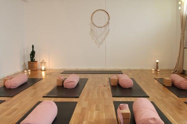 Trinity Yoga  - Swiftr partner
