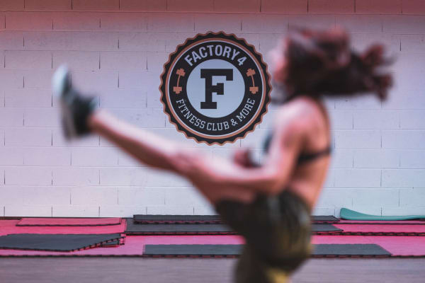 Factory 4 Fitness Club & More in Gasperich - Swiftr partner